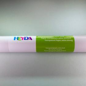 """Transparentpapier """"extra stark"""" weiß 50x70cm 115 g/m²"""