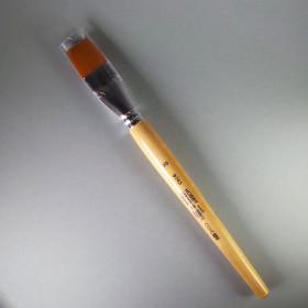 Schulpinsel Größe 20 flach (23,1mm)