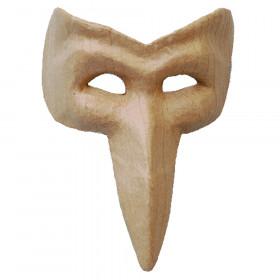 Papp-Maske Vogel 28 x 22 cm