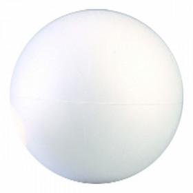 Styroporkugel 12cm weiß