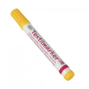 Textilstift goldgelb für Stoff