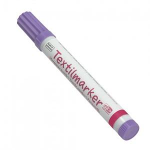 Textilstift lila für Stoff