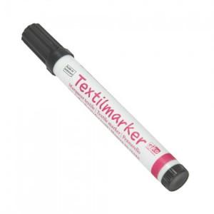 Textilstift schwarz für Stoff