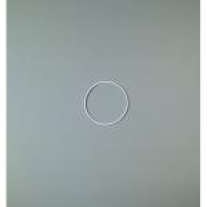 Drahtring weiß 12cm
