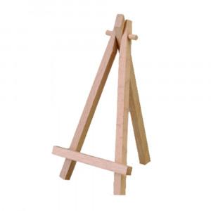 Staffelei mini Holz 16cm