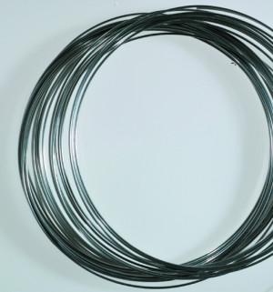 Aludraht 1mm silber