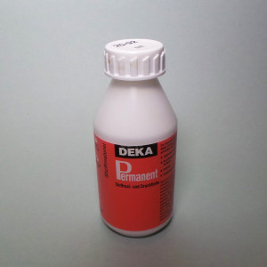 Stoffmalfarbe Weiß Deka-Permanent 125ml